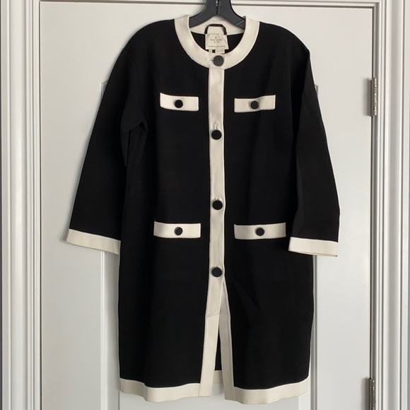 Kate Spade Duster Jacket - Size S